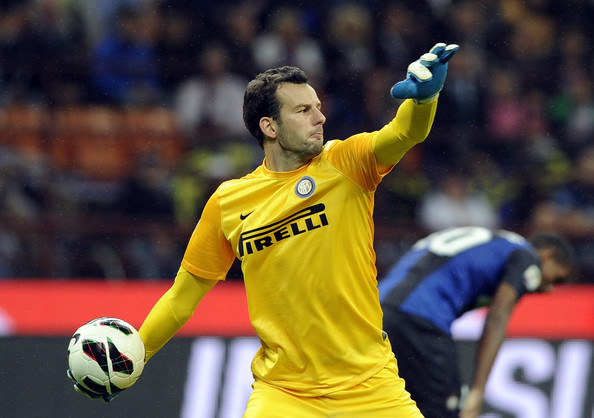 2° - Samir Handanovic (Inter)