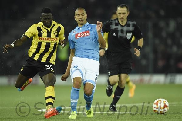 Young boys-Napoli inler