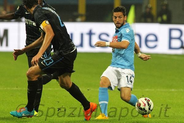 Inter-Napoli mertens