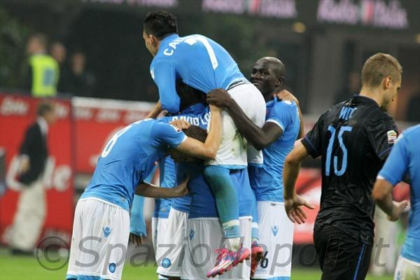 Inter-Napoli gol napoli
