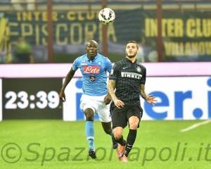 Inter-Napoli koulibaly icardi