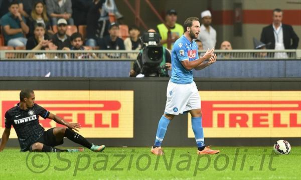 Inter-Napoli higuain