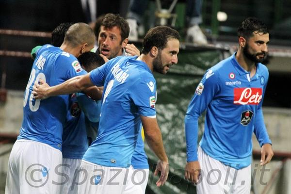 Inter-Napoli gol napoli inter