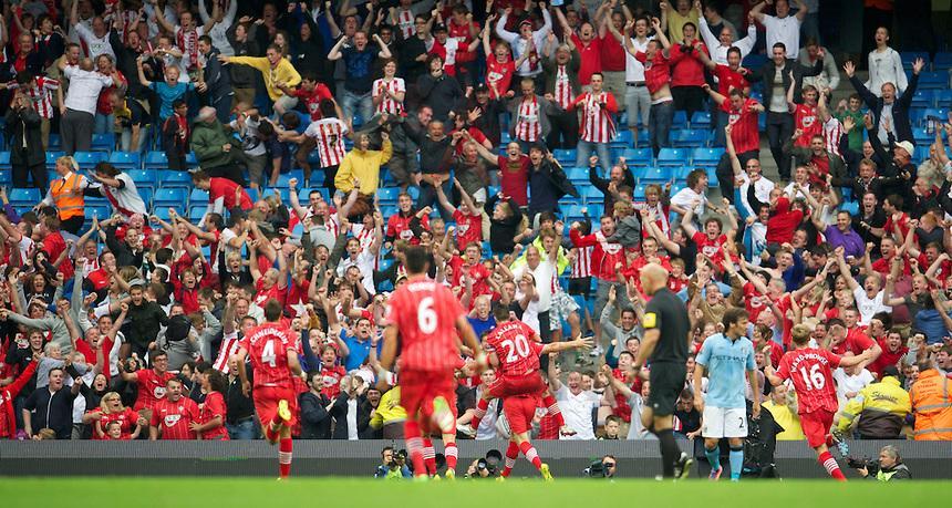 Football - FA Premier League - Manchester City FC v Southampton FC