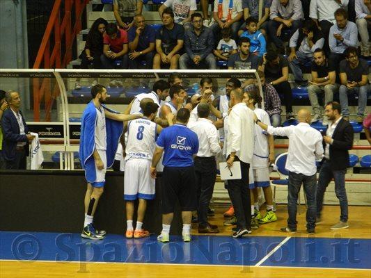 Basket, un'altra vittoria nel precampionato per la Givova Napoli: sconfitta Bisceglie 71-94