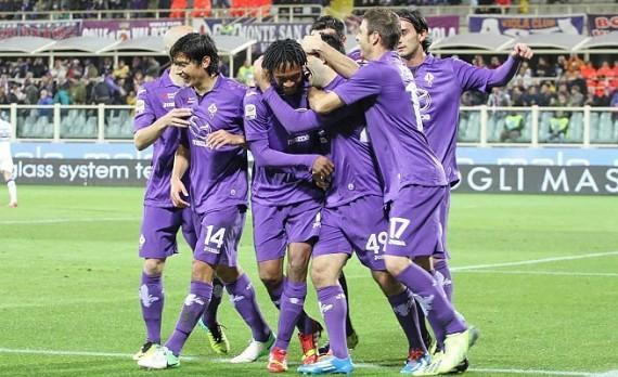 Pareggio tra Fiorentina e Roma, i viola falliscono l'aggancio al Napoli