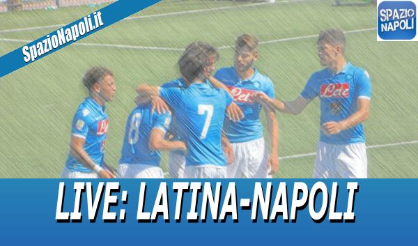 Latina-Napoli Live