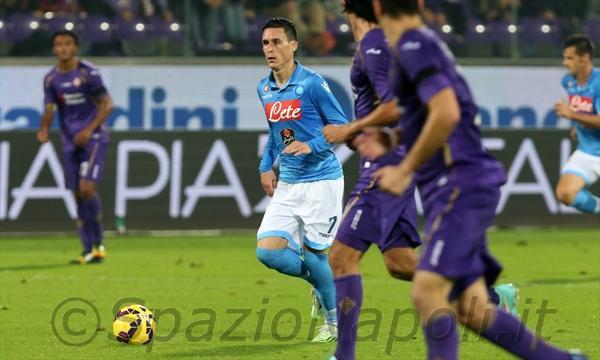 Fiorentina-Napoli callejon