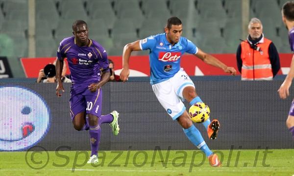 Fiorentina-Napoli ghoulam