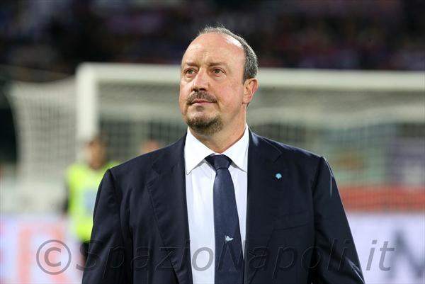 Fiorentina-Napoli benitez