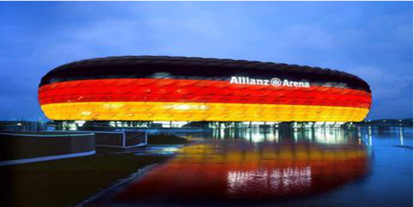 Stadio Bayern Monaco - Allianz Arena