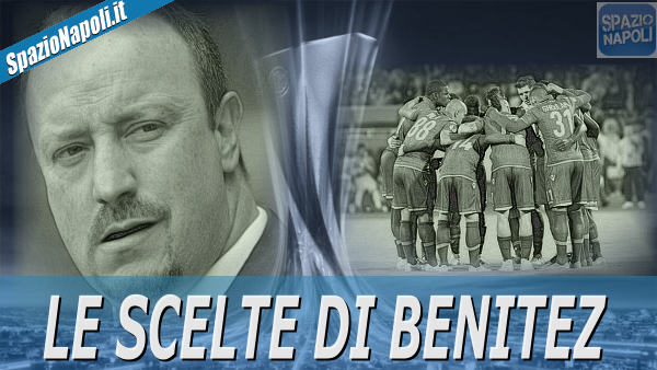 scelte benitez europa league