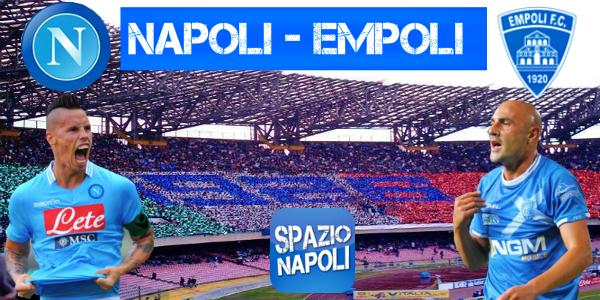 Copertina Napoli-Empoli