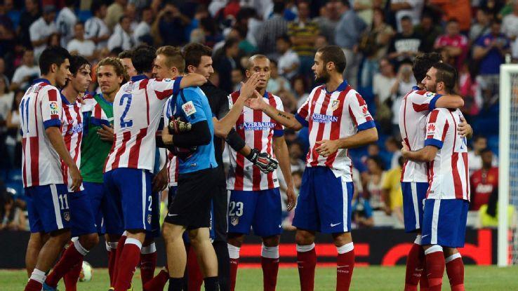 15° - Atletico Madrid: 169,9 milioni di euro