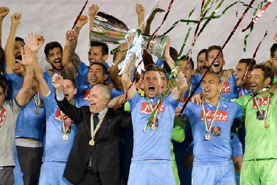 1° Posto: Finale di Supercoppa Italiana tra Juventus e Napoli: 7-8 dcr