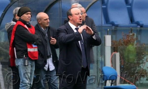 Benitez Lazio Napoli