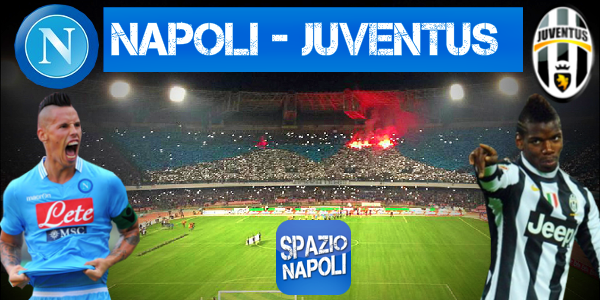Copertina Napoli-Juventus