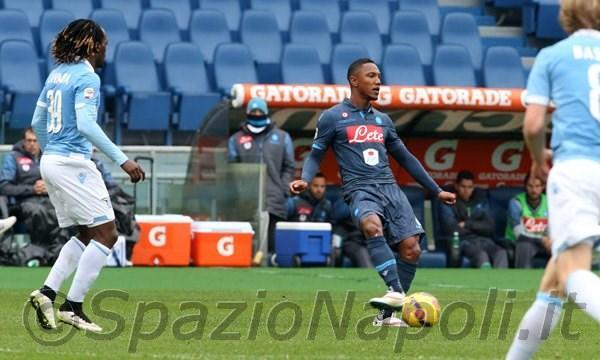 De Guzman Lazio Napoli