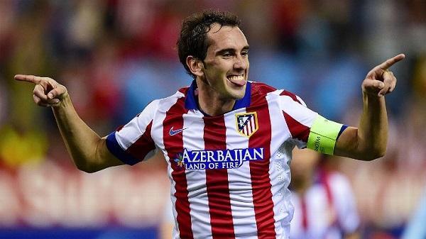 6° POSTO - Diego Godin (Atletico Madrid)