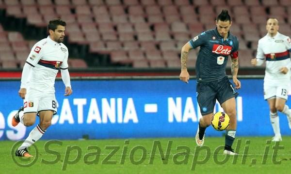Hamsik Napoli Genoa