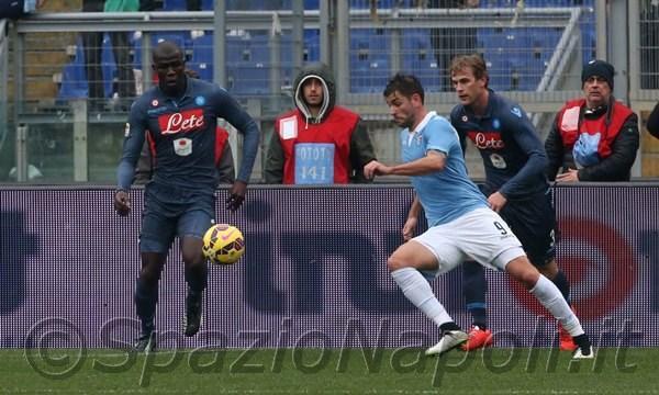 Koulibaly Lazio Napoli