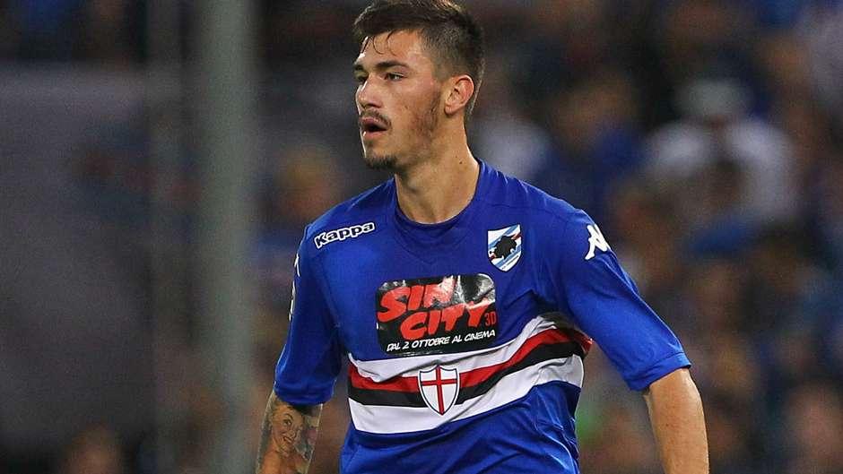 Alessio Romagnoli ('95) - Sampdoria