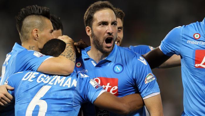 7° - Napoli: 233,00 punti