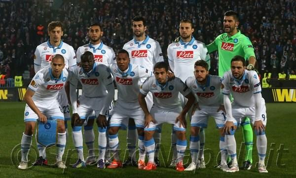 Napoli1 Europa League Trabzonspor