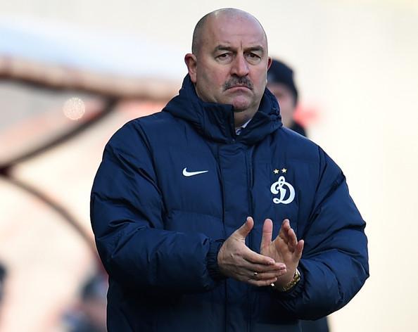 Stanislav Cherchesov Dinamo Mosca