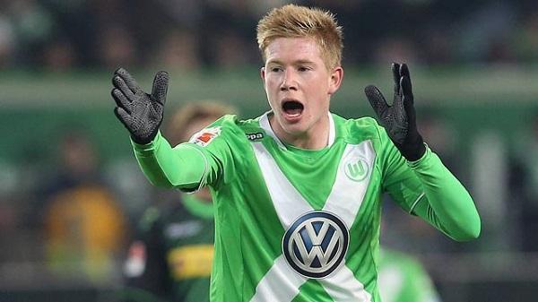 Centrocampista - Kevin De Bruyne (Wolfsburg)