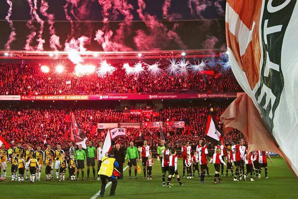11° posto Feyenoord (Olanda) - 45 giovani