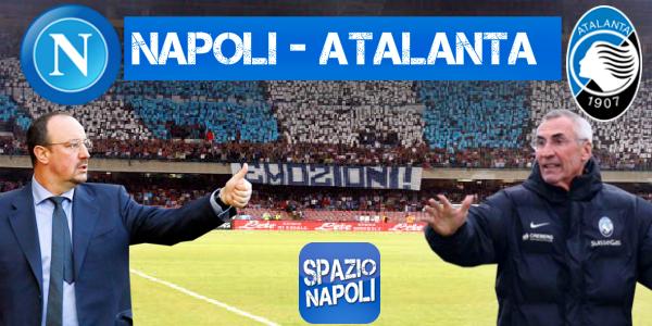 Copertina Napoli-Atalanta