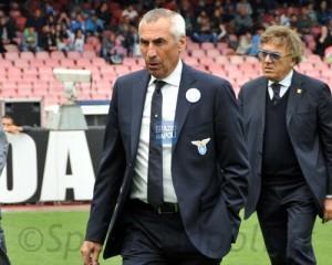 """Reja farà il suo ritorno al """"San Paolo"""" solo qualche anno dopo, nel 2010, sulla panchina della Lazio. Memorabile un 4-3 al """"San Paolo"""", con una bellissima accoglienza del pubblico di casa per l'ex allenatore."""