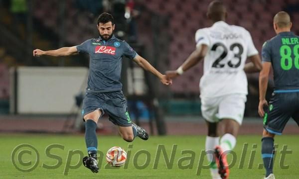 Difensore - Raul Albiol (Napoli)