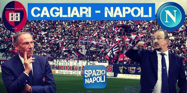 Copertina Cagliari-Napoli