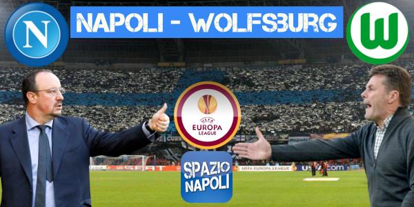 Copertina Napoli-Wolfsburg