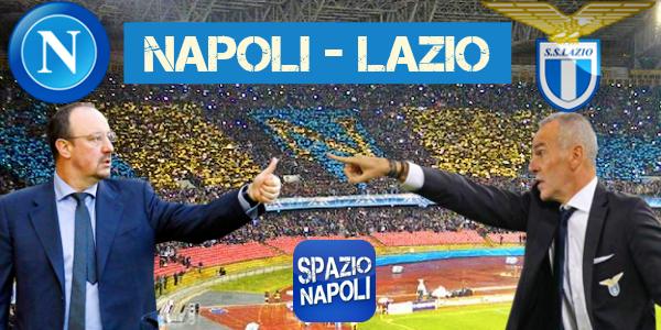 Copertina Napoli-Lazio