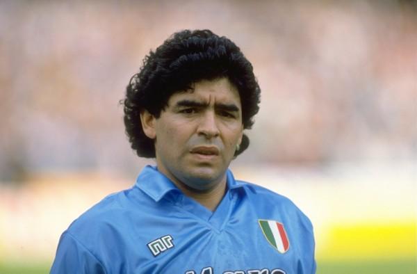 Diego Maradona - 166cm