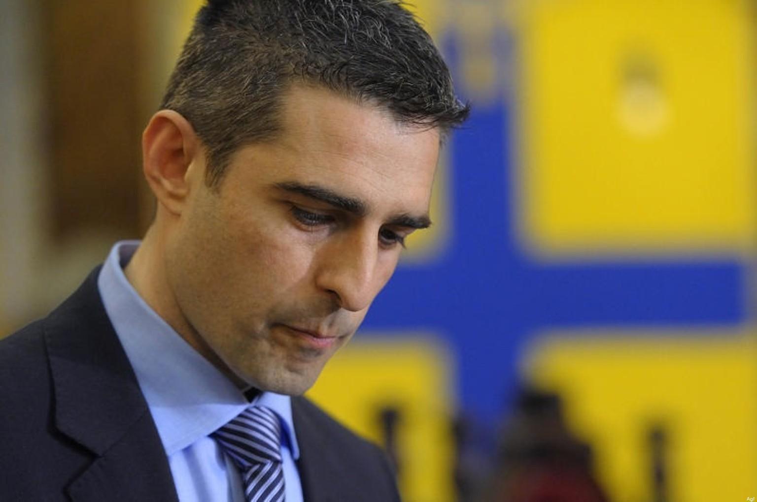 14/06/2012, Parma, Insediamento del nuovo sindaco Federico Pizzarotti