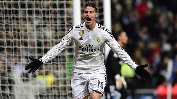 Secondo ABC il Manchester City avrebbe fatto pervenire sulla scrivania del Real Madrid una folle offerta di 100 milioni per James Rodriguez. Secca, però, la risposta delle Merengues che hanno dichiarato il colombiano incedibile.