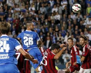 Tonelli Empoli goal
