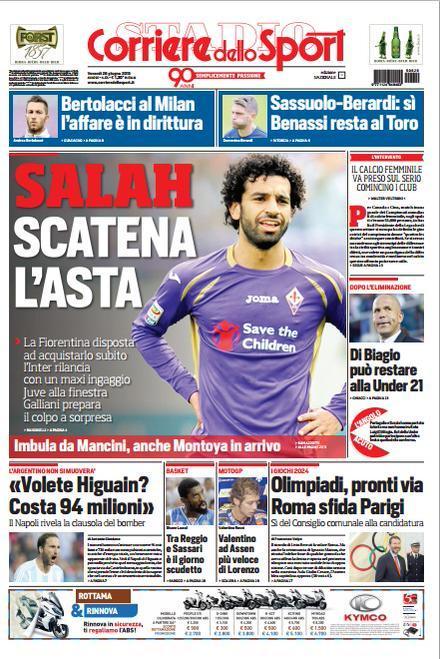 Corriere dello Sport 26-06-2015