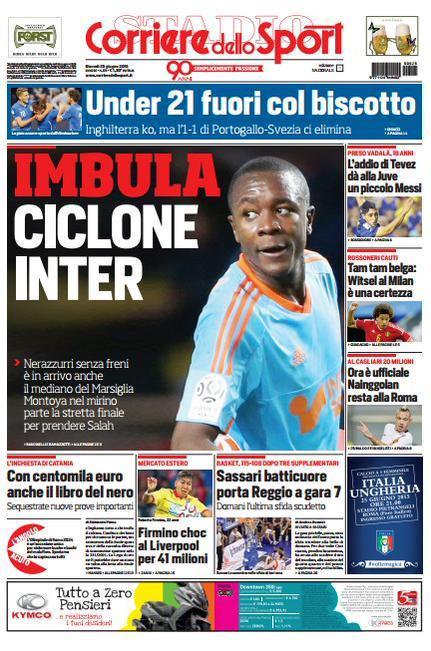 Corriere delo Sport 25-06-2015