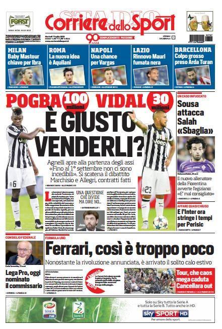 Corriere 07-07-2015