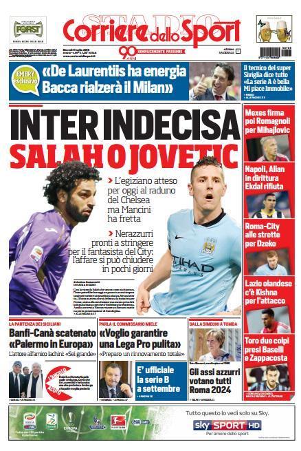 Corriere 09-07-2015