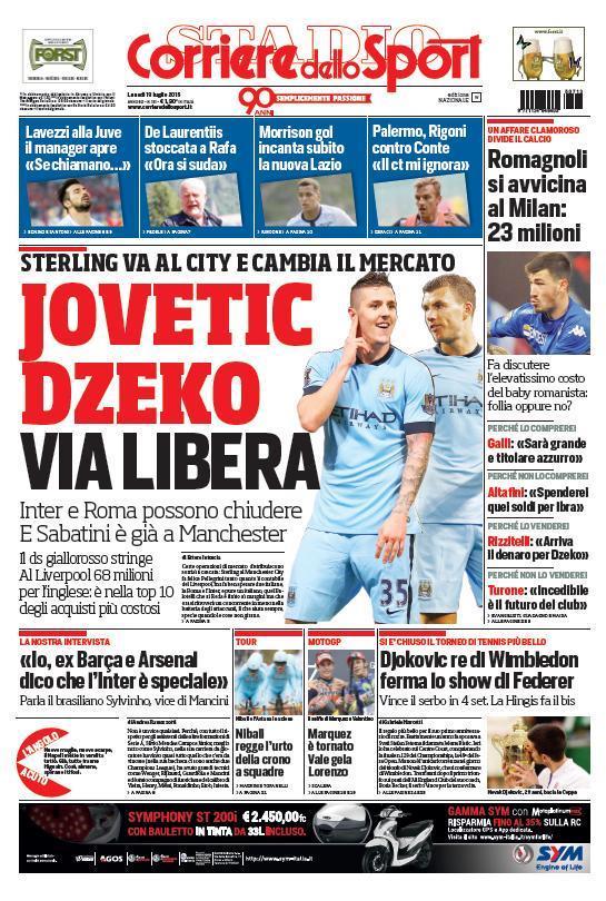 Corriere 13-07-2015