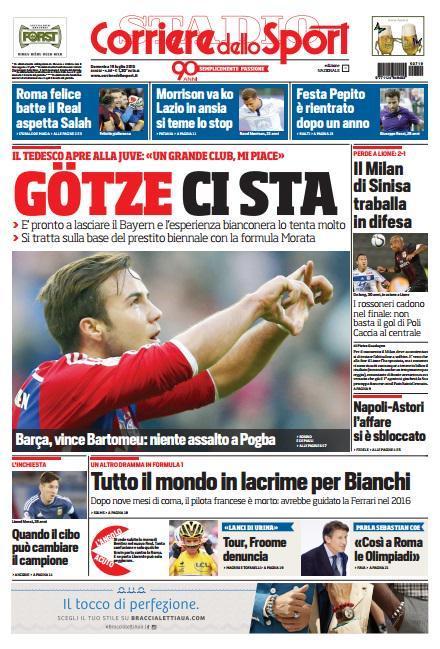 Corriere 19-07-2015