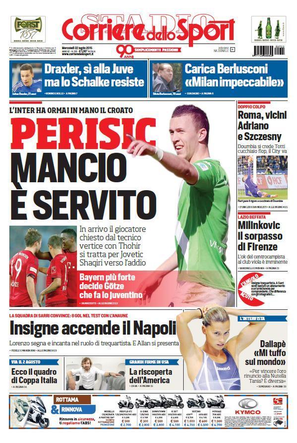 Corriere 22-07-2015