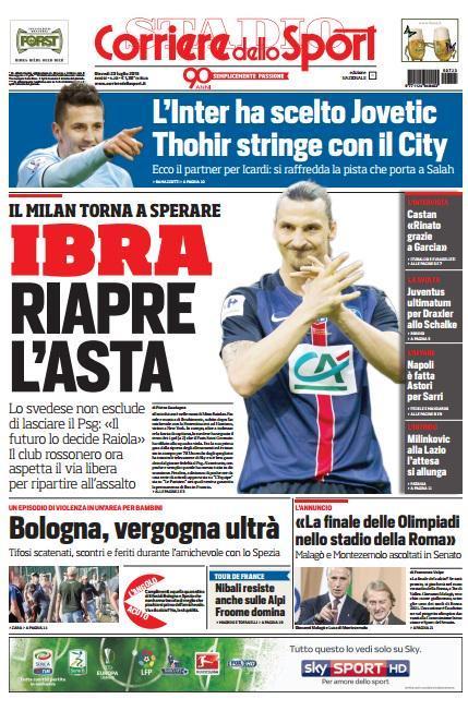 Corriere 23-07-2015