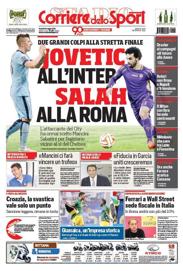 Corriere 24-07-2015